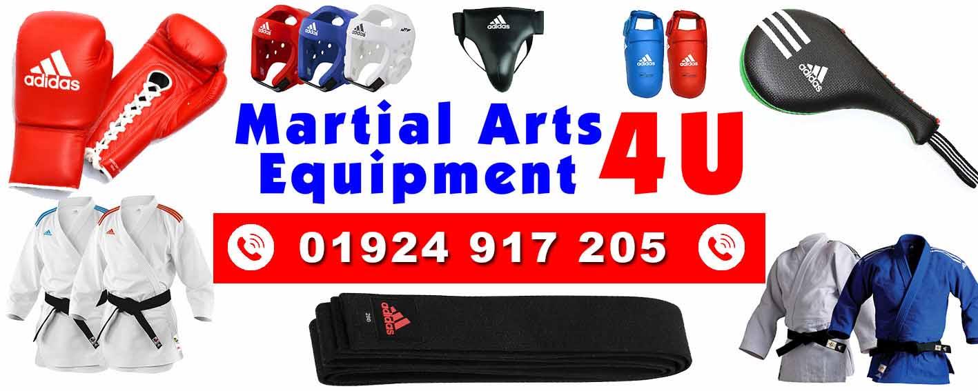 Martial Arts Equipment 4U